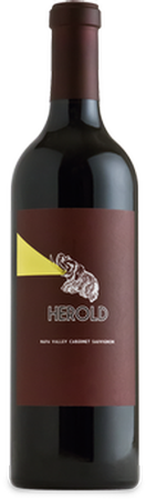 2012 HEROLD BROWN LABEL CABERNET