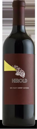 2015 MARK HEROLD WINES CABERNET SAUVIGNON COOMBSVILLE NAPA VALLEY 1.5L