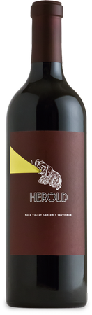 2012 HEROLD BROWN LABEL CABERNET 1.5L