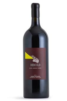 2013 MARK HEROLD WINES CABERNET SAUVIGNON BROWN LABEL, NAPA VALLEY 1.5L